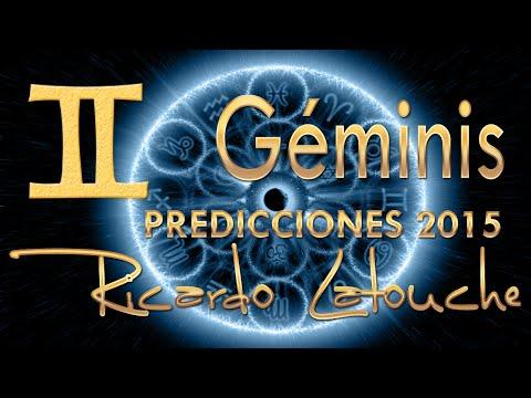 Predicciones 2015 Géminis Tarot Profecías Ricardo Latouche Horóscopo Leída Cartas del Tarot