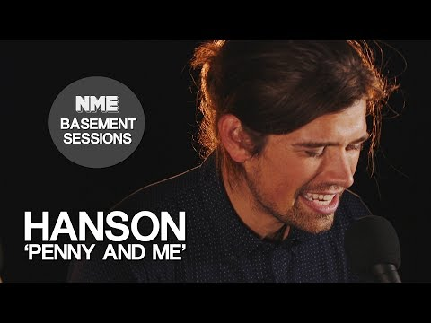 Hanson, 'Penny and Me' - NME Basement Sessions