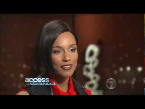 Alicia Keys interview 4-4-13