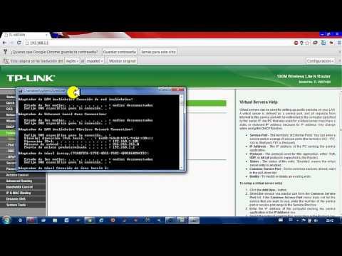 gameranger solución problema de conexión (TP-LINK) loquendo