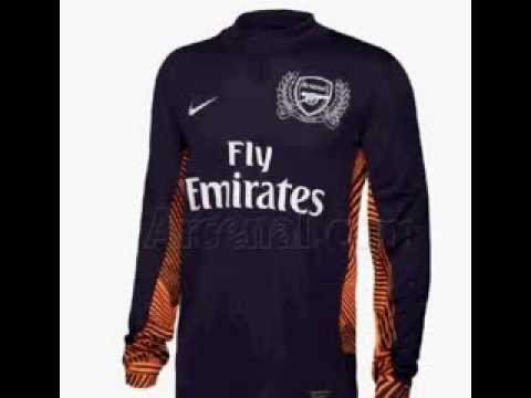 arsenal new kit