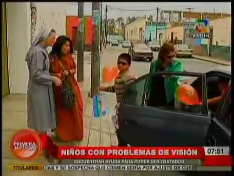 Ministerio de la Mujer brinda ayuda a niños con problemas de visión