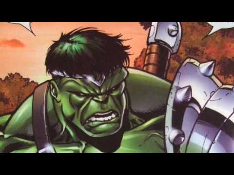 Hulk Vs Juggernaut Video