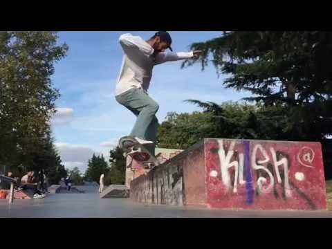 Cliché skateboards Lucas Puig