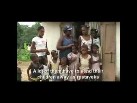 Child Slavery - Restaveks in Haiti