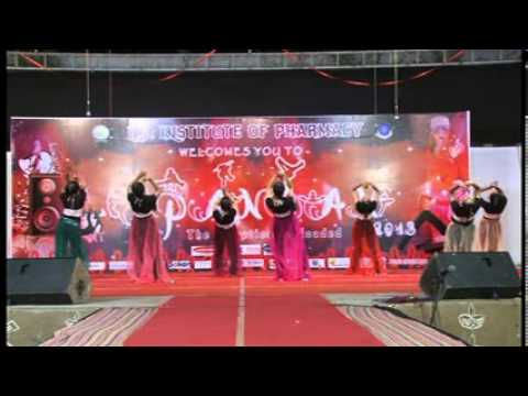 in aankhon ki masti  fadu dance by jhamila and group