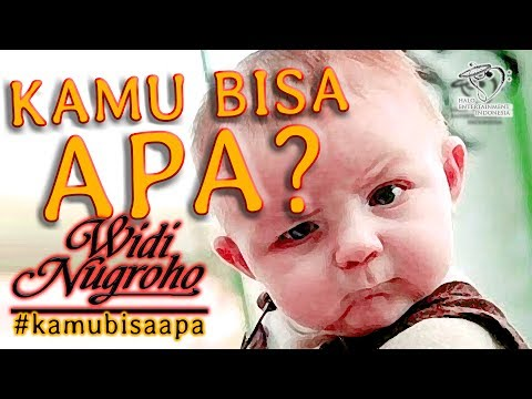 Unduh Lagu WIDI NUGROHO - KAMU BISA APA -Official Lyrics Video #KAMUBISAAPA MP3 Free