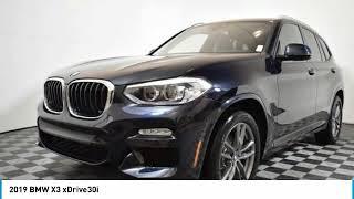 2019 BMW X3 Schererville, Chicago, Gary, Lansing 19315