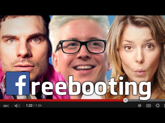 How Facebook Freebooting is Screwing Over Your Fave Youtubers!