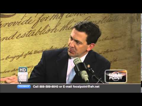 Sen. Chris McDaniel, II: this challenge about the integrity of the Republican Party