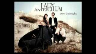 Lady Antebellum - Friday Night Lyrics [Lady Antebellum's New 2011 Single]