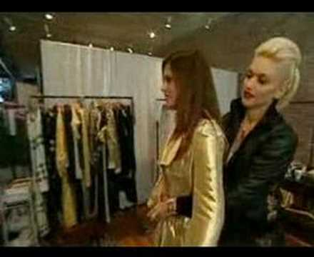 Gwen Stefani LAMB SPRING PREVIEW2