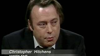 Christopher Hitchens interview on the Clintons (1999)