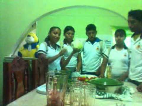 La Cocina Y Su Buen Sazon.wmv