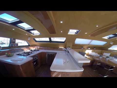 Sailing catamaran 50' : The Privilege Serie 5