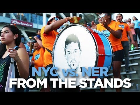 From Stands Nycfc Vs New England 08 20 17