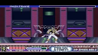 TAS Mighty Morphin Power Rangers The Movie [SNES] em 31:27