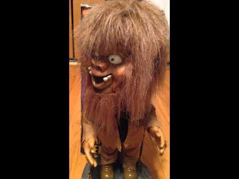 (Ebay Item) Singing Big Head Werewolf