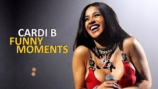 Cardi B Funny Moments Part 2 Best Compilation