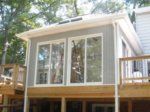 Great Pictures Of Decks Screen Rooms And Sunrooms In