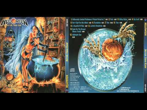 Helloween - Better Than Raw - 11 - Back On The Ground