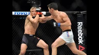T.J. Dillashaw vs Dominick Cruz – Photo Highlight UFC Fight Night 81