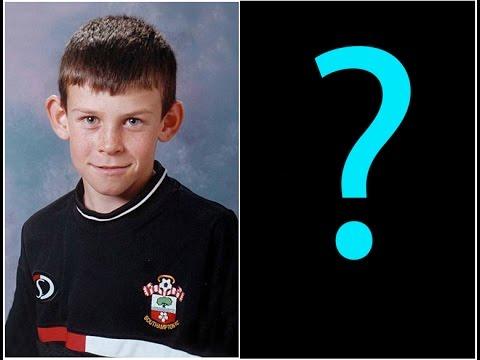Угадай футболиста в молодости за 4 секунды! Часть 1