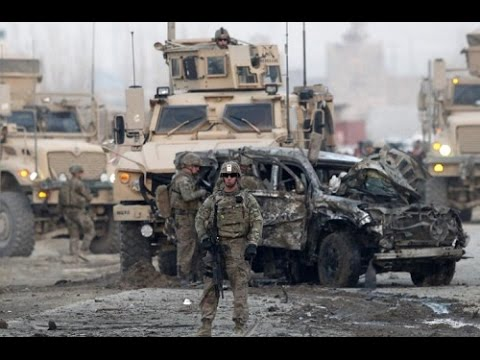 Afghan conflict 3 Nato troops killed in Kabul bomb attack