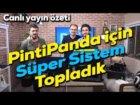 PintiPanda için süper sistem topladık | Yayın özeti