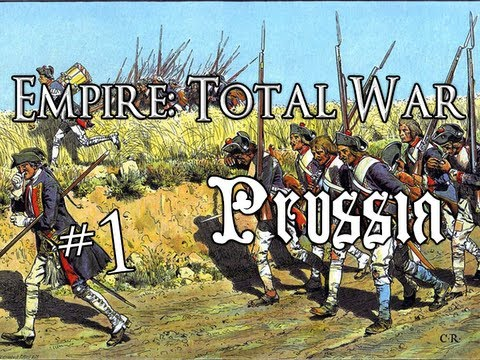 Let's Play: Empire: Total War (DM) (Prussia) - Ep. 1 by DiplexHeated