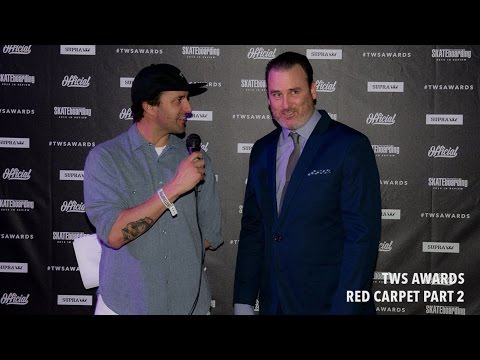 18th Annual TWS Awards Red Carpet Part 2