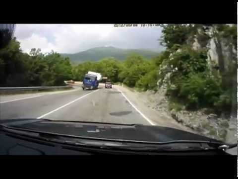 The Russian Dash-cam Supercut