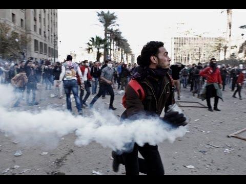 Booming Tear Gas Industry Continues To Lead Global Economic Recovery
