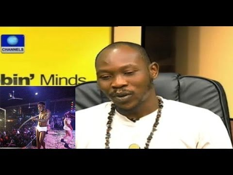 Seun Kuti comments on Burna-Boy