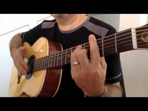 Do Re Mi  The Sound of Music  Guitar Solo