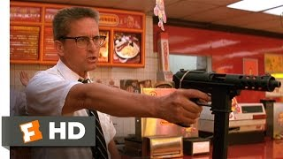 Video clip Falling Down (6/10) Movie CLIP - The Customer is Always Right (1993) HD