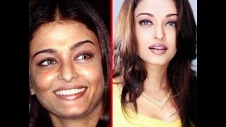Top 13  bollywood Stars Before & After Plastic Surgery