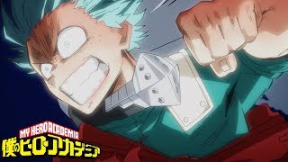Deku vs Overhaul | My Hero Academia