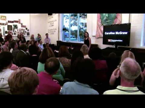 Perfectionism doesn't protect us | Caroline McGraw | TEDxBirminghamSalon