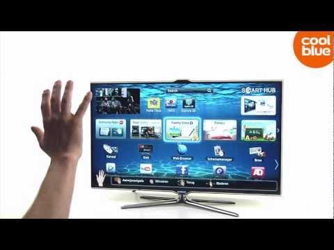 Samsung ES7000 serie (UE40ES7000. UE46ES7000 en UE55ES7000) - review en unboxing (NL/BE)