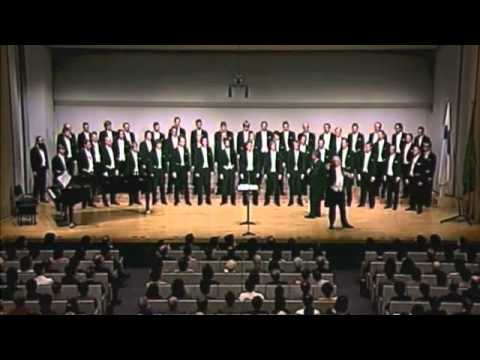 YL Male Voice Choir -- Joiku -- Live at Nikkei Hall, Tokyo, November 14th 2007