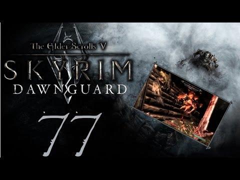 Zagrajmy W The Elder Scrolls V: Skyrim - Dawnguard Odc.77 (Wampirzyca Serana)