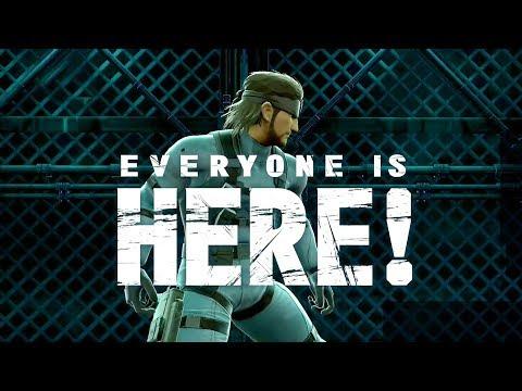 Super Smash Bros. Ultimate: Ridley Cinematic Reveal Trailer - E3 2018