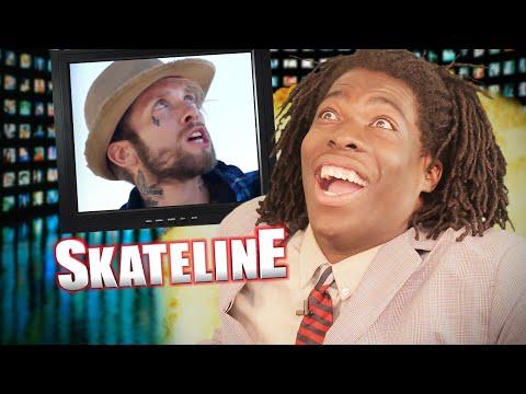 SKATELINE - Hit Makers Jereme Rogers & Steven Fernandez, Erick Winkowski, Blake Johnson Pro