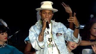 Pharrell Video - Pharrell - Marilyn Monroe (Summertime Ball 2014)