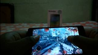 Lenovo A7000 Gaming Review Asphalt 8 & MC5