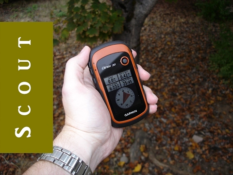 Garmin eTrex 20 Mini GPS for Prepping. Hunting. and Travel - Scout Prepper