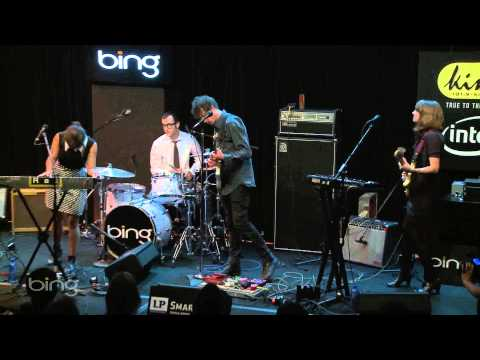 Radiation City - Hide From the Night (Bing Lounge)