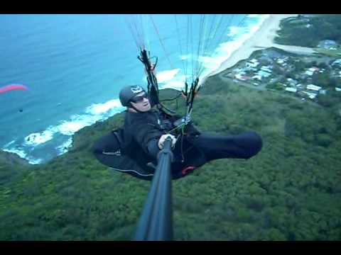 What is Paragliding? How to do it or not too. Video