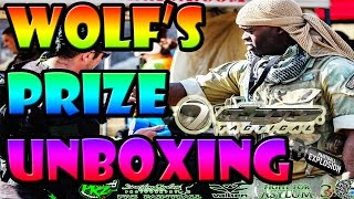 WOLF'S DYE PRIZE Unboxing!!